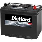 Vanadium is used in Car batteries