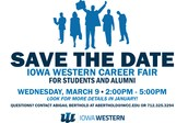 Spring Career Fair 3/9