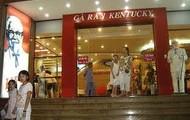 Ga Ray Kentucky (KFC) in Vietnam
