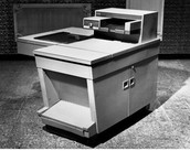 First Photocopier