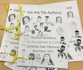 We Are The Authors!