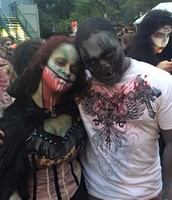 Last fright fest look