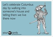 What About Christopher Columbus?