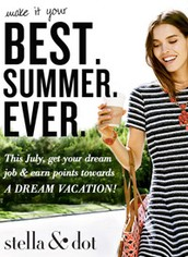 make it your best summer! Join us as a stylist