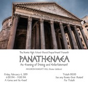 Panathenaea Is Friday!