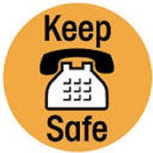 top tips for keeping safe online!