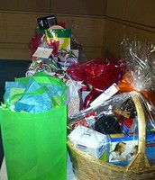 GREAT gift baskets representing YOUR district!