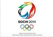 Winter Olympics ~ Sochi 2014