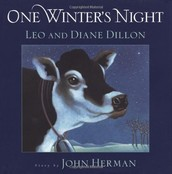 One Winter's Night by Leo and Diane Dillon