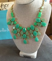 SOLD Linden Statement Necklace $65
