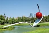 Minnesota Sculpture Garden