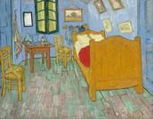 La chambre en Arles