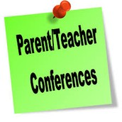 Spring Parent-Teacher Conference Time!!