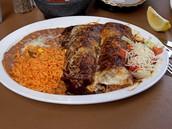 Enchiladas (trescientos treinta y tres pesos 333)