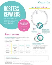 Earn FREE Jewelry by hosting an Origami Owl Jewelry Bar or Catalog Party