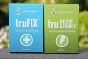 Tru Weight and Energy combo
