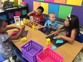 Play-doh Center!