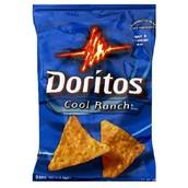 Snack food- Doritos
