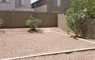 A Backyard that has room