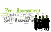 Peer and Self-Assessment
