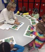Kindergarten Guided Reading Group