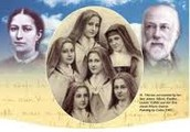 St. Therese's family