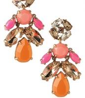 Earrings: Pop Geo Chandeliers (2 earrings in 1!) $49