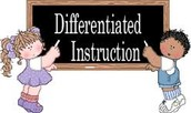 Diffentiated Instruction Lesson Invitations...