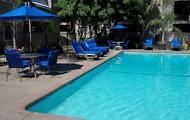 Swimming pool area!