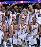 2014 Olympic Basketball