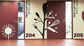 Õppetundide ajad alates 10. detsembrist 2012/2013 õppeaastal  Pärnus asuvates õppehoonetes:
