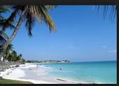 Egale beach