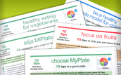 Visit choosemyplate.gov to find further ideas on how to save and create perfect meals on your budget!