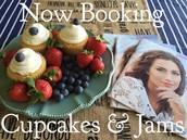 Cupcakes and Jams!