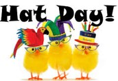 Hat Day-Friday, February 19