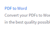 A Free Solution for all of your .PDF Problems