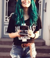 Peinados hipster de mujer