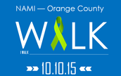 OCAC Caucus invites you to support the 2015 NAMI 5K Walk in Orange County