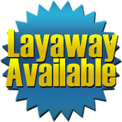 Low on Funds? Try LAYAWAY!