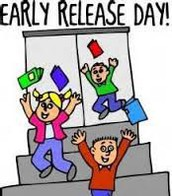 Early Release Day - Wednesday, October 19th!!