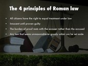 Rome laws
