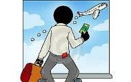 missed flights
