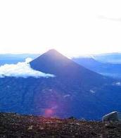 Volcan de Agua Guatemala