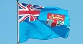 Tessa Mackenzie design the Fiji flag