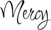Reflection Corner:  Mercy –Filled New Year!