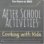 Arts & Crafts / Cooking: Mrs. Laricchia  (Room B12)