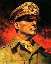 We give a huge thanks to General Douglas MacArthur