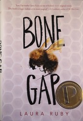 Laura Ruby's Bone Gap wins the 2016 Printz Award