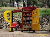 Popup Library, Bogata