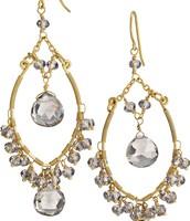 Juliette Gem Drop Earrings